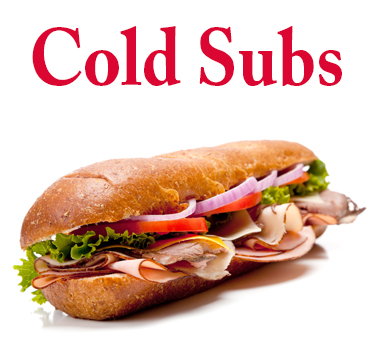Cold Subs-menu